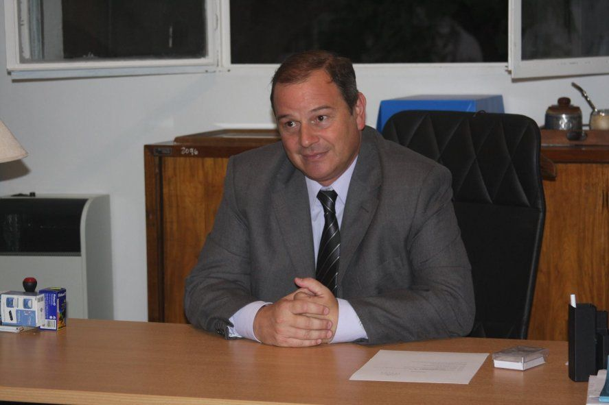 Marcelo Racciatti, primer intendente de Lezama, a 10 años de la autonomía