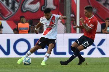 Independiente y River jugarán uno de los partidos más atractivos de la fecha: los dos pueden ser punteros del campeonato.