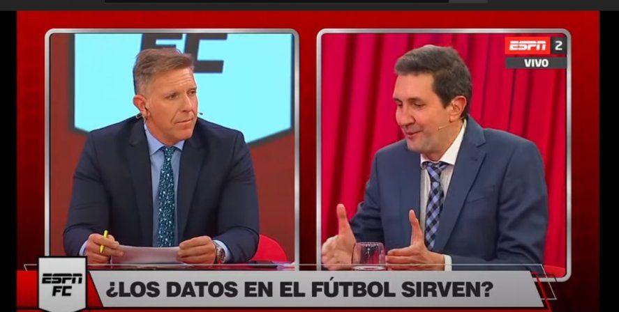 La discusión entre Fantino y Miguel Simón que generó revuelo en las redes