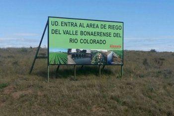 Los productores denuncian una estafa en el CORFO Río Colorado