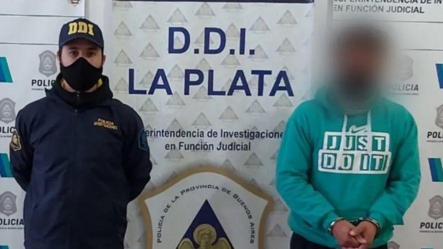 La plata: abusó a su sobrina de 16 años y fue detenido