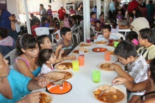 el dia a dia de la pobreza: como afecta la crisis economica en comedores y hogares