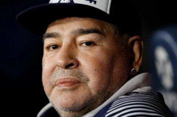 Diego Maradona llamó a Botinelli para que sea refuerzo de Gimnasia en el 2020
