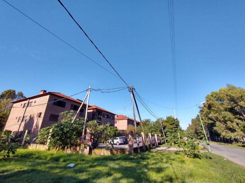 Movistar no quiere reponer los cables robados y deja a miles de usuarios sin internet