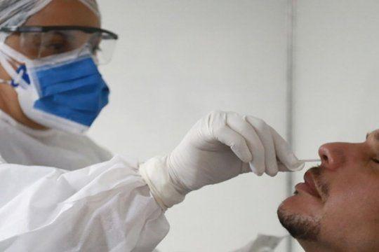Coronavirus: confirmaron 465 muertes y 20.363 nuevos casos