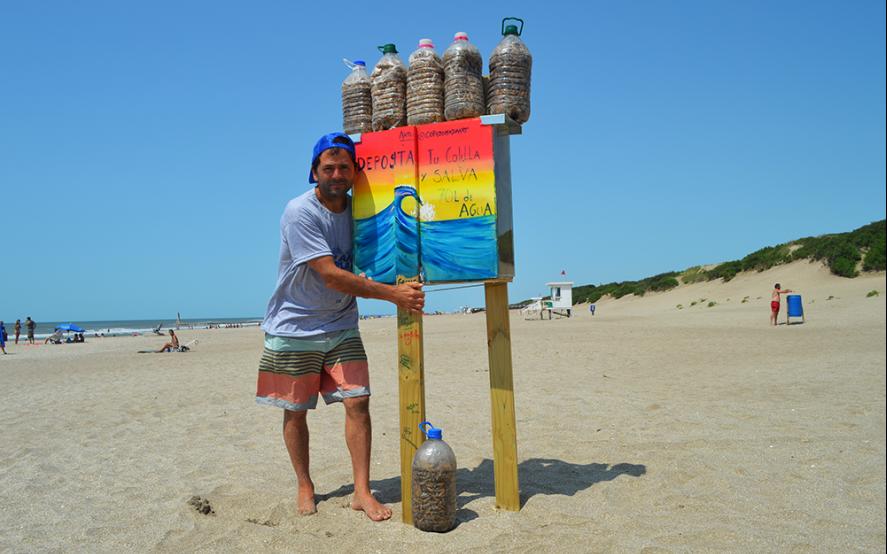 """Pinamar libre de humo en las playas: """"La gente está bastante contenta con la ordenanza"""""""