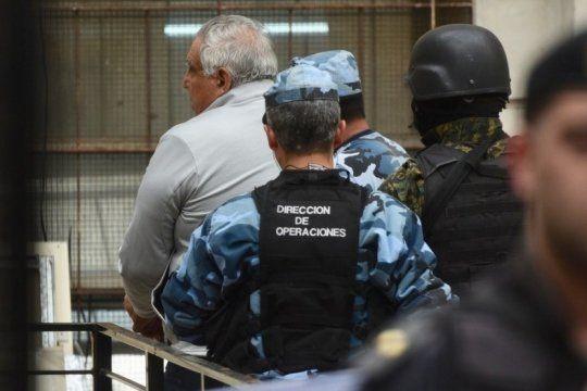 el pata medina pedira el lunes su excarcelacion y continua en huelga de hambre