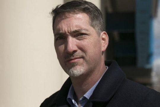 Guillermo Berra, acusado por supuesto espionaje ilegal durante el gobierno de Vidal.