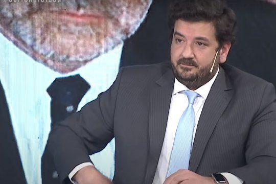 El viceministro de Justicia de la Nación, Juan Martín Mena, cuestionó la designación de los pliegos judiciales de Vidal.