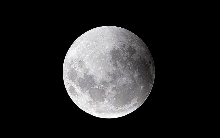 Impactante: Así reaccionaron las redes a la superluna de nieve