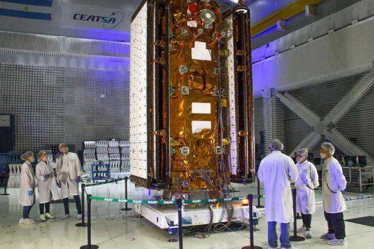 saocom 1b: como es y para que sirve el satelite que lanzara la argentina el viernes