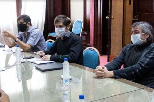 kicillof sumo a maximo kirchner a la mesa de dialogo con los intendentes del conurbano