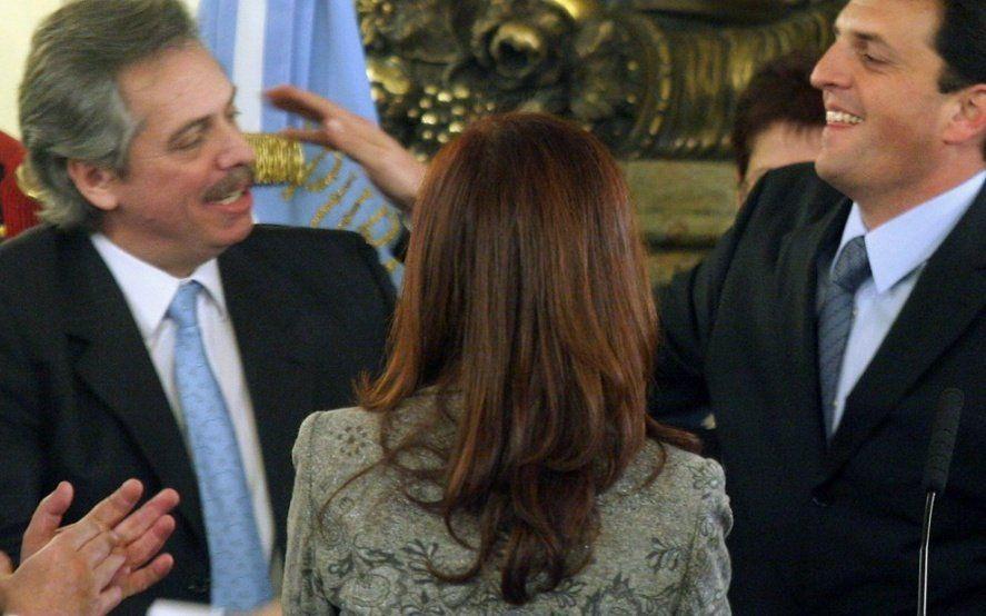 Cuánto le sumó a la fórmula Fernández-Fernández la incorporación de Massa al Frente de Todos