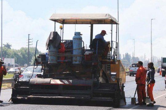 provincia encara tres obras en rutas bonaerenses para poner en marcha la campana electoral