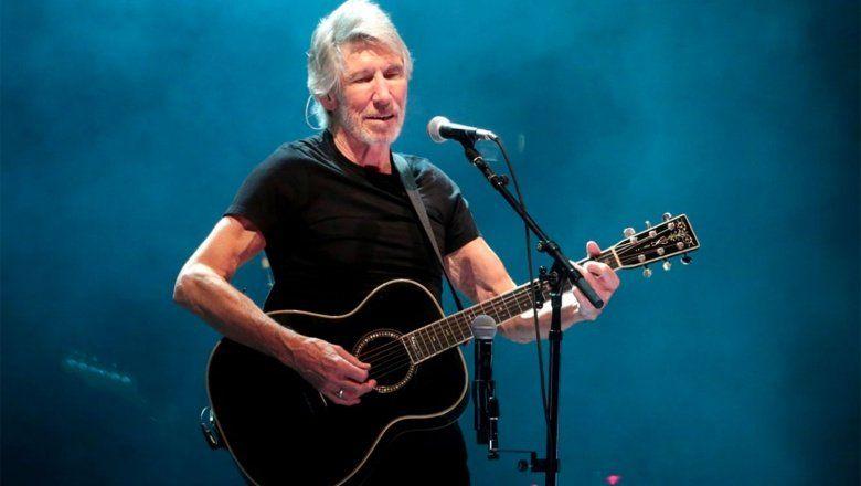 Roger Waters: pese a las fuertes tormentas los organizadores afirman que el recital no se suspende