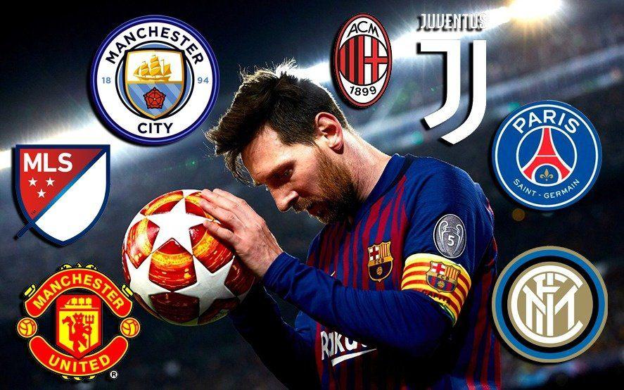 Tras el anuncio de la Pulga: ¿Qué clubes pueden comprar el pase de Messi?