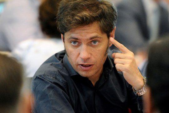kicillof critico a vidal por el crecimiento del delito: ?si aumento el desempleo, ¿que podia pasar??