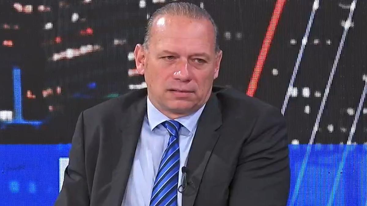 Sergio Berni habló de su posible salida de las funciones provinciales
