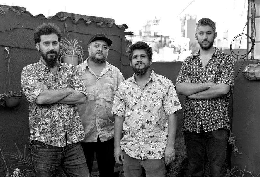 ENTREVISTA A MAXI PRIETTO.Los Espíritus acaban de editar el EP Sancocho Stereo