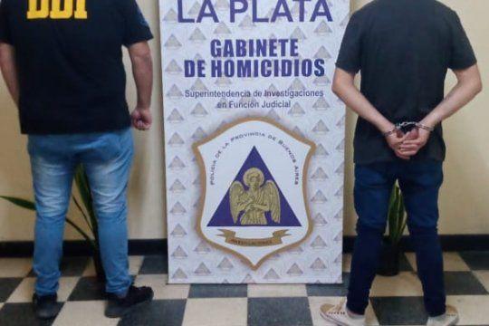 Chester, de 30 años, fue detenido en las últimas horas en La Plata