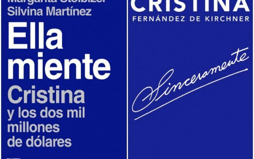 A dos meses de Sinceramente, CFK le gana por goleada a Stolbizer en el duelo de libros