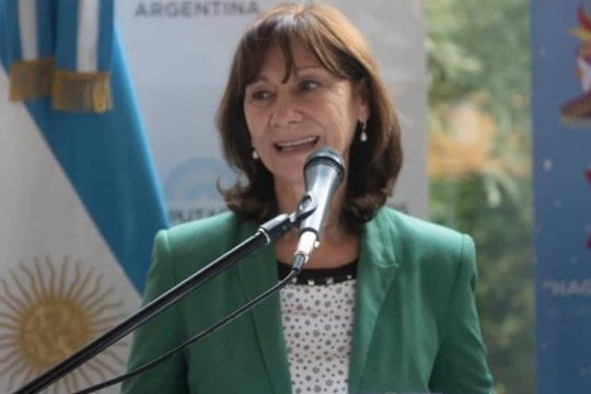 La diputada Alicia Aparicio destacó el proyecto de Sergio Massa para modificar el Impuesto a las Ganancias.