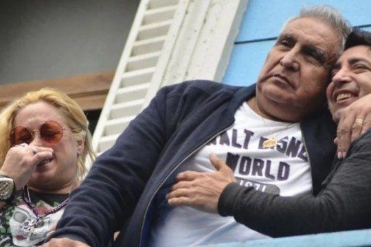 otorgaron el arresto domiciliario al sindicalista juan pablo ?pata? medina y su cunado