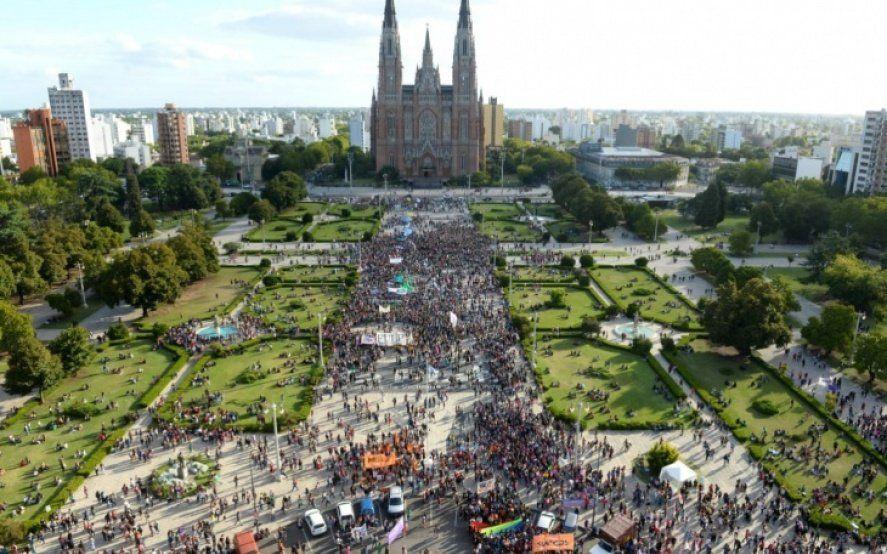 Declararon de interés provincial al 34° Encuentro de Mujeres que se realizará en La Plata