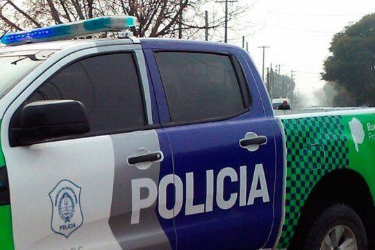 El robo fue en la avenida Patricios y Amapolas de Marcos Paz