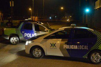 El feroz ataque fue en 115 bis y 615, en La Plata