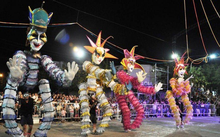 Comenzó el Carnaval de Lincoln, una de las fiestas más esperadas de la región