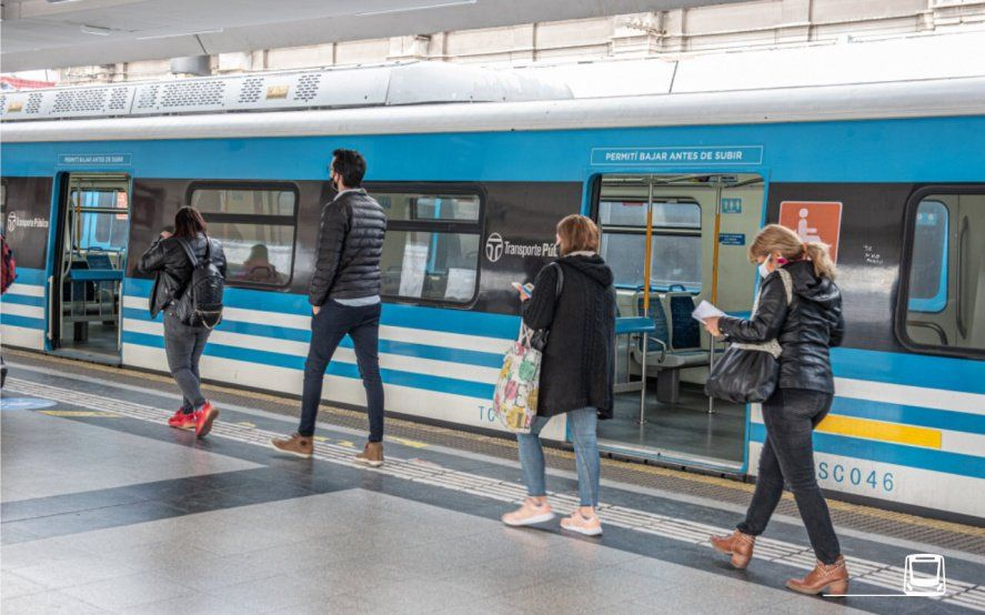 El tren Sarmiento seguirá sin servicio por el resto del día
