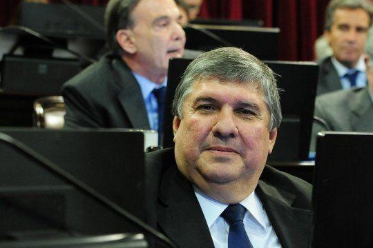 José Mayans, durísimo contra Vilma Ibarra en el marco del debate por el aborto legal.