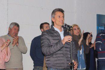Ariel Franetovich, dirigente cercano del randazzismo,, duro contra Cristina y La Cámpora.
