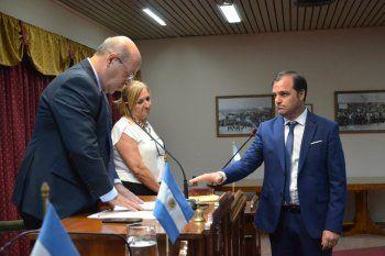 rivadavia: el intendente aclaro la polemica del aumento salarial extraordinario