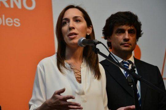 Vidal y Lacunza, al momento de asumir, cuando la Provincia no debía tanto.