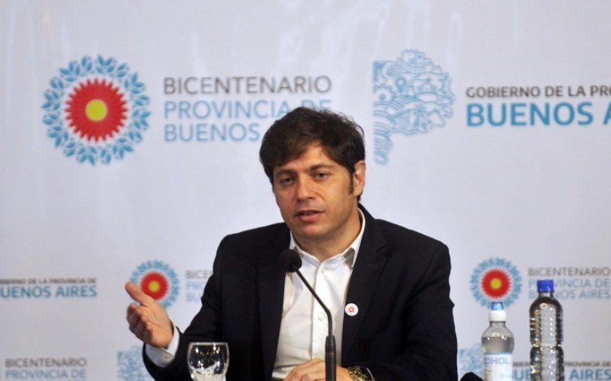 """""""Axel tiene razón"""": CFK respaldó a Kicillof tras su descargo contra los medios"""
