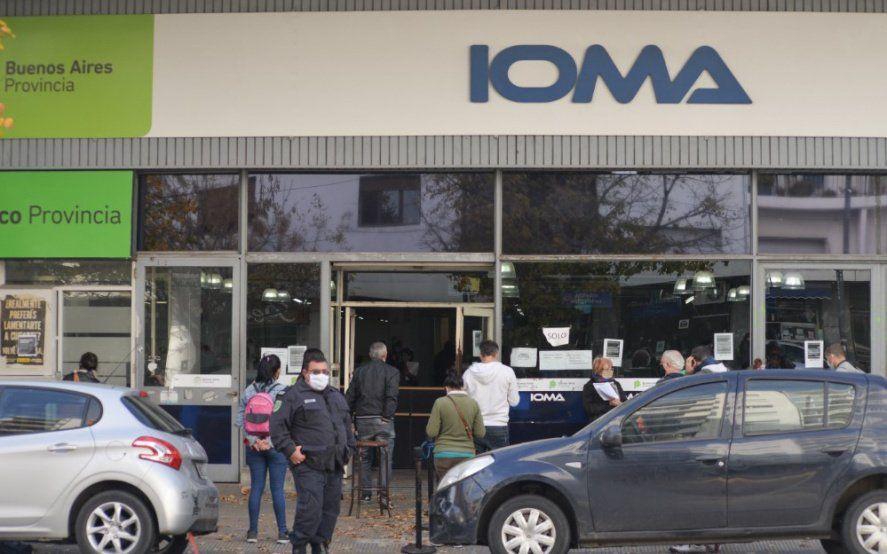 """IOMA va a fondo con la denuncia contra la AMP: """"Pudo haber defraudación y falsificación de firma"""""""