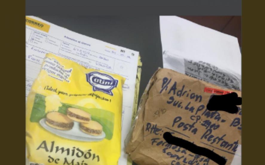Hilo viral: compró un Iphone por Internet y le mandaron un paquete de mandioca