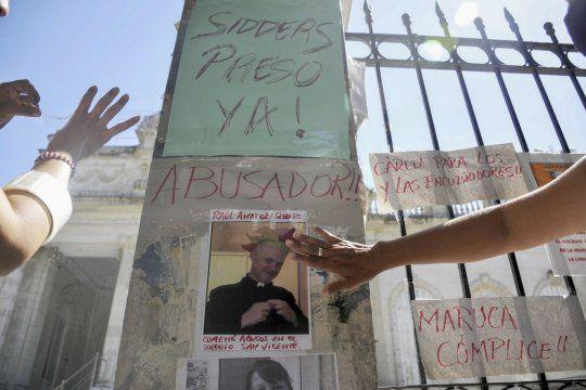Raúl Sidders fue indagado y quedó preso en la sede de la DDI La Plata