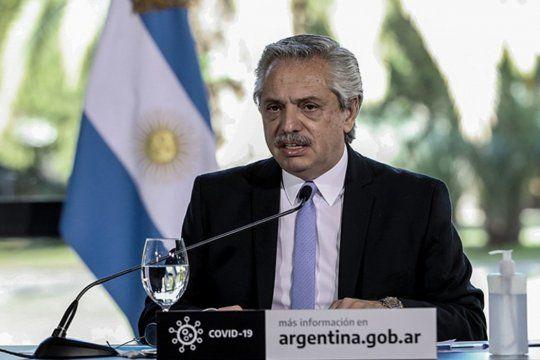 El presidente Alberto Fernández encabezará un acto de anuncio de obras y la firma de convenios de adhesión alPrograma federal Casa Propia - Construir Futuro