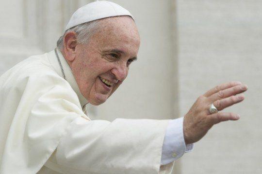 Histórico: El papa Francisco a favor de la unión civil entre personas del mismo sexo