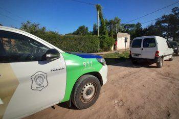 El robo fue en una casa de la calle Alberdi al 900, en la localidad de San Antonio de Areco.