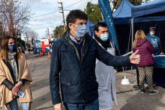 UCR bonaerense: Posse destrozó a Daniel SAlvador