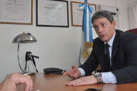 El fiscal de Bahía Blanca Mauricio Del Cero investigó la causa