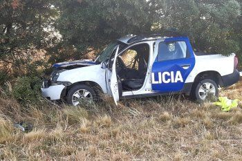 En una persecución y choque frontal murió una mujer policía en Necochea