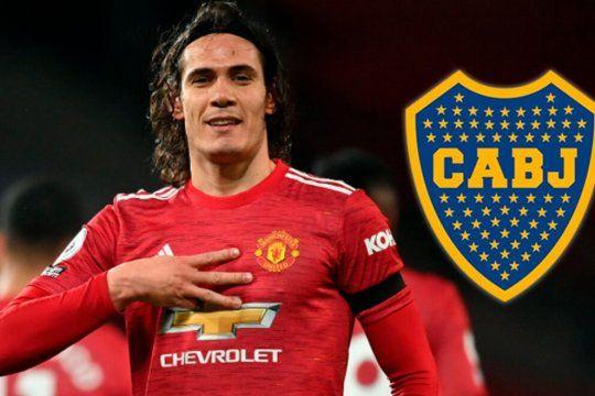 ¿Se dará? Cavani dijo que Boca es un gigante y que le gustaría jugar en la Ribera.