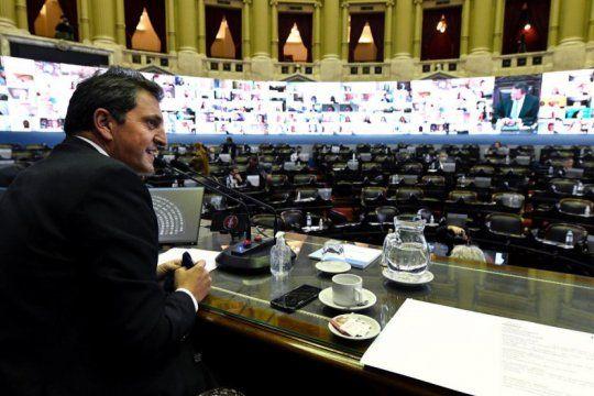 diputados arranca el debate sobre el proyecto de moratoria