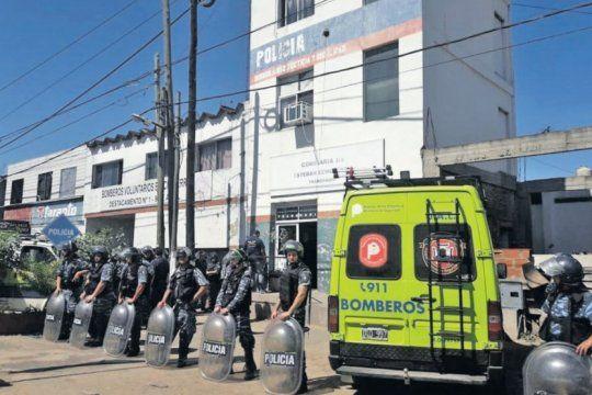 la cidh asegura que el gobierno sigue hacinando detenidos en las comisarias bonaerenses