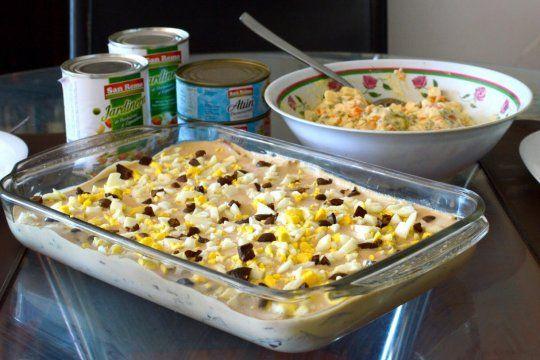 En las fiestas también es importante cuidar la inocuidad de los alimentos.